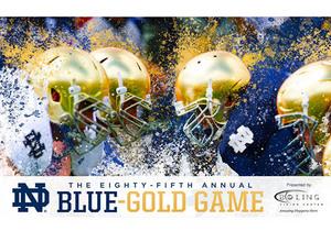 Notre Dame Blue-Gold Game 2015 Recap