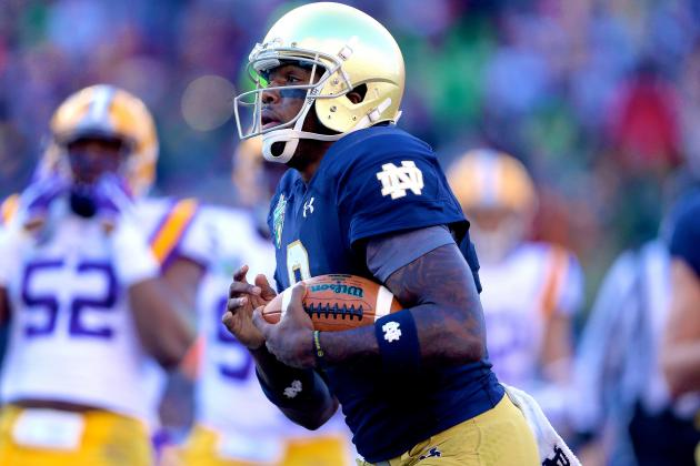 Notre Dame Wing T Offense Explained by Ryan Thiel