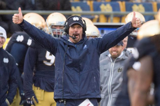 What to expect from Irish Defense in Spring.
