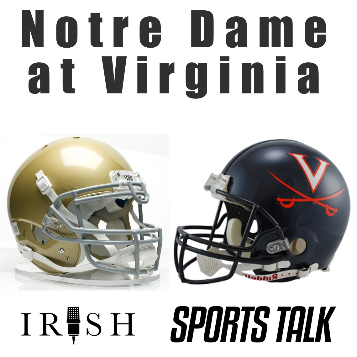Notre Dame at Virginia Preview Week 2