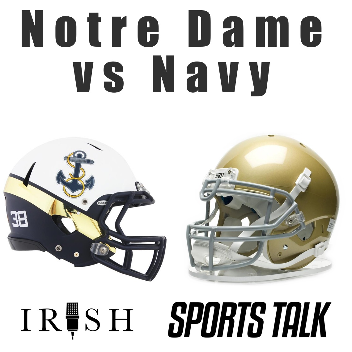 Notre Dame vs Navy Podcast Preview