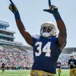 Notre Dame Blue and Gold Spring Game 2016