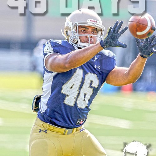 Countdown to Kickoff Day 46 • Josh Anderson