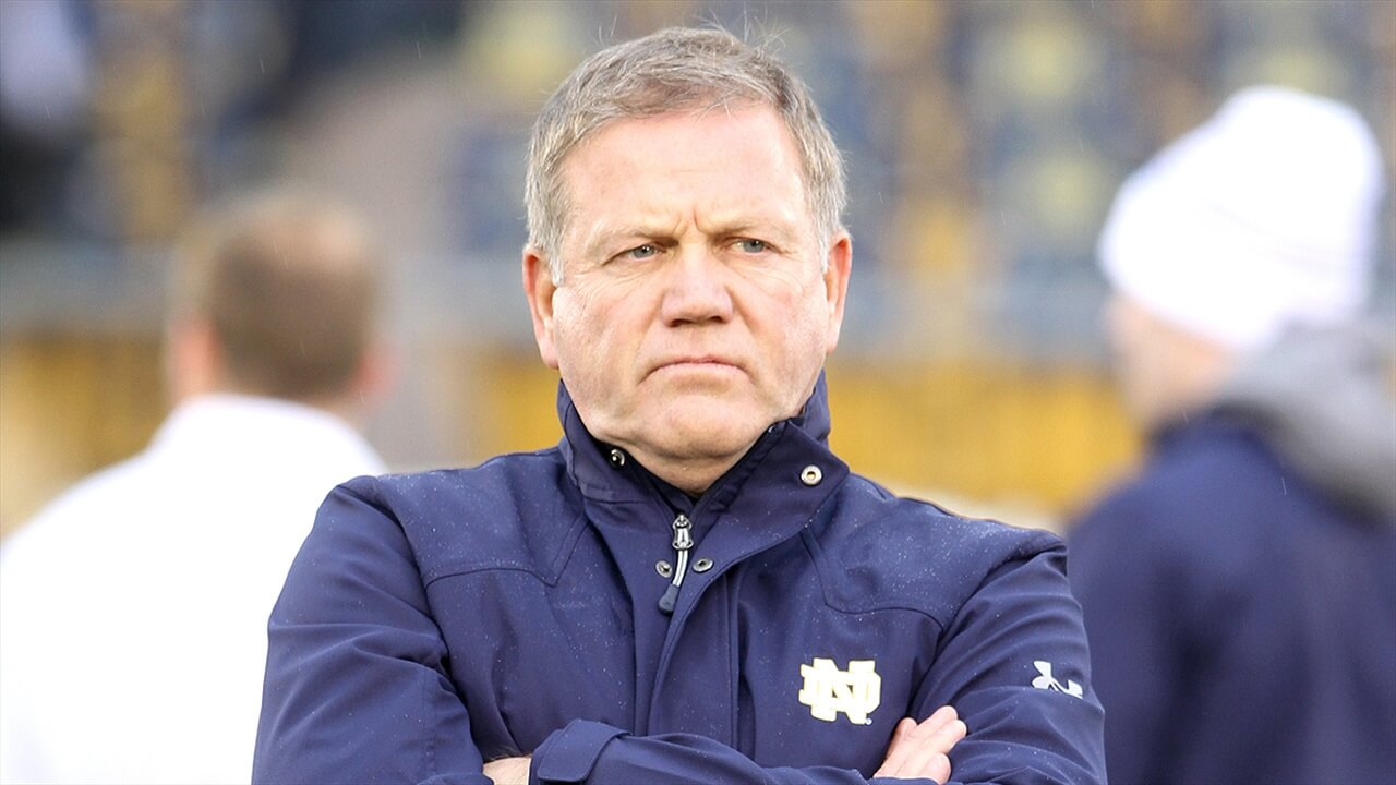 Brian Kelly at Notre Dame