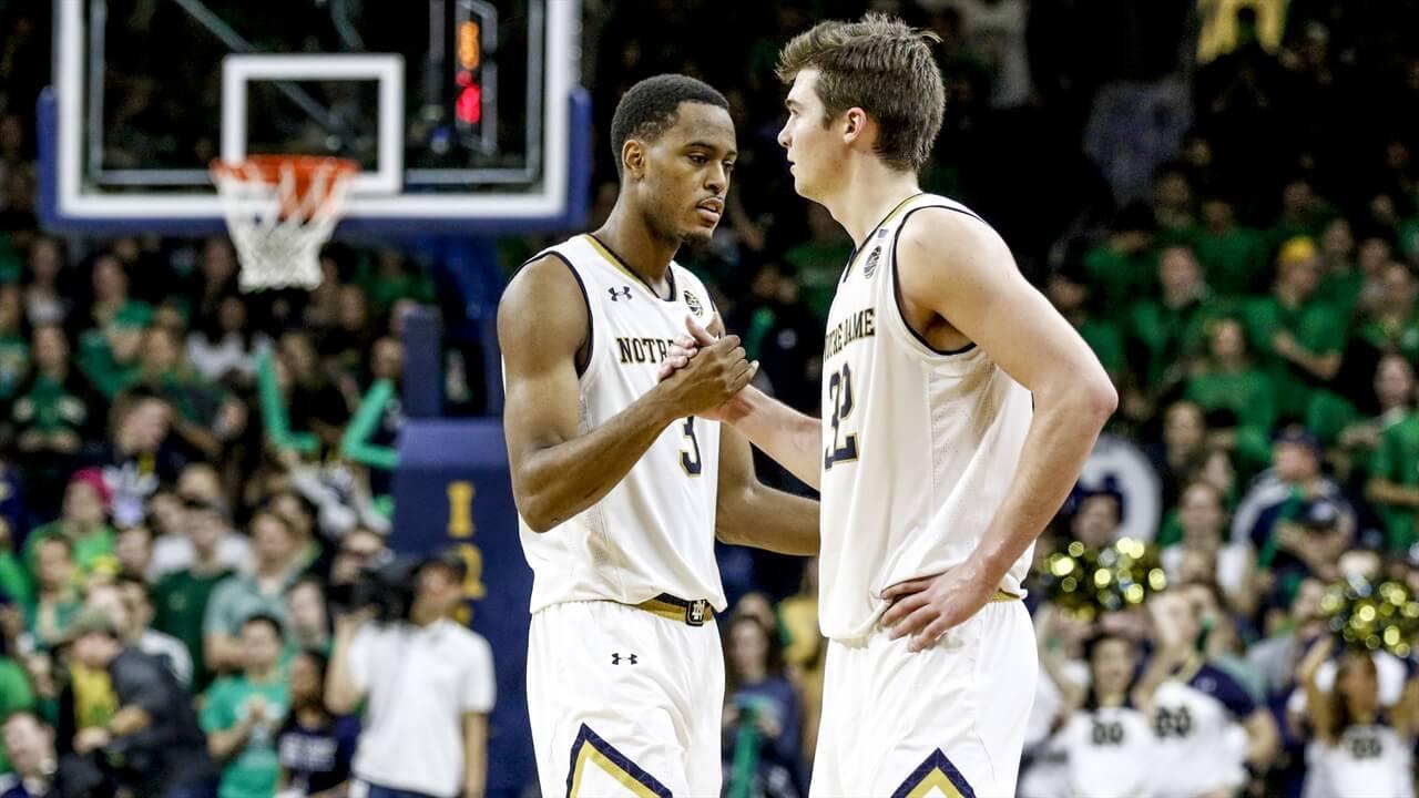 Notre Dame Basketball 2017 Tournament