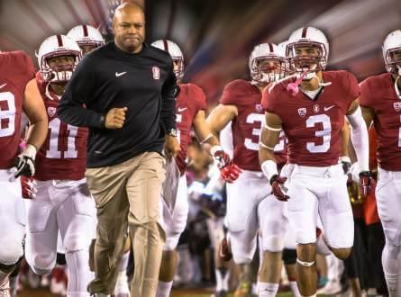 Stanford Football Team 2018